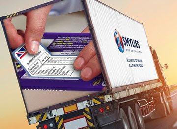 labelling & logistics