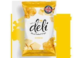Deli Crisps Cheese