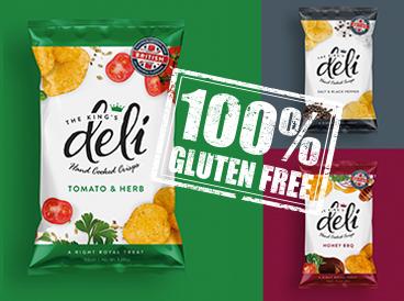 Deli Crisps - 100% Gluten Free
