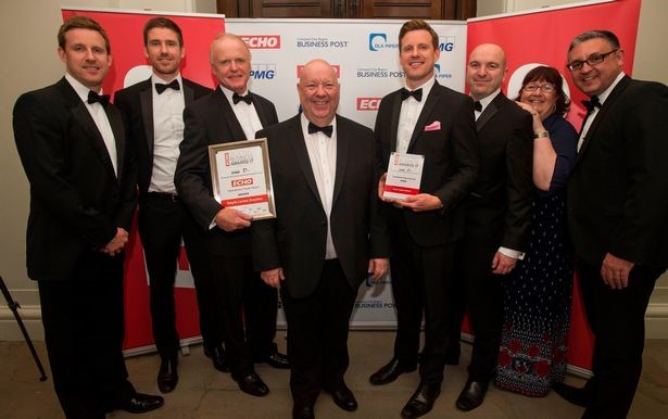 Smylies win International Trader of the Year 2017