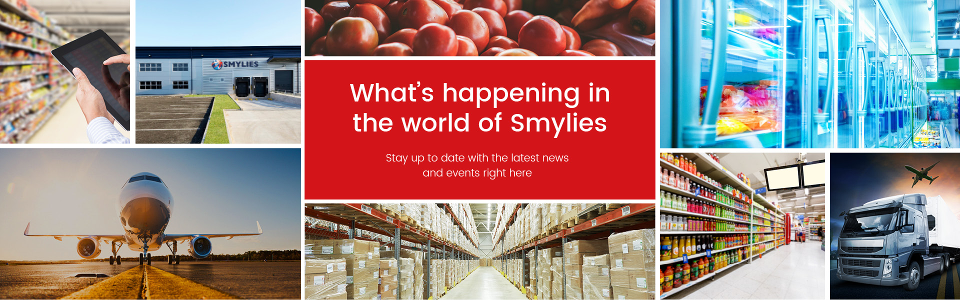 Latest News from Smylies