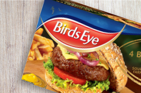 Birds Eye Beef Burgers