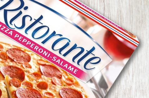 Dr Oetker Ristorante Pizza Pepperoni-Salame