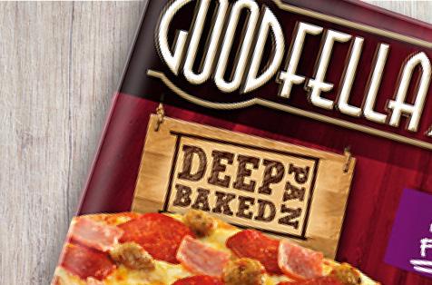 Goodfella's Deep Pan Meast Feast Pizza