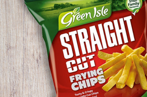 Green Isle Straight Cut Frying Chips