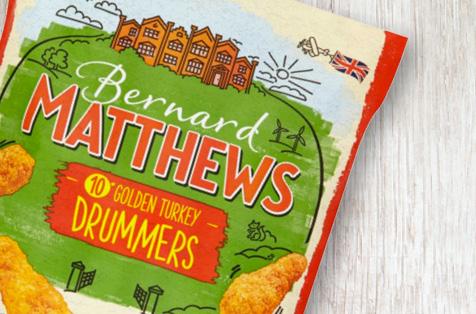 Bernard Matthews Turkey Drummers