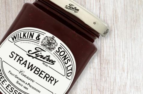 Wilkin & Sons Strawberry Jam