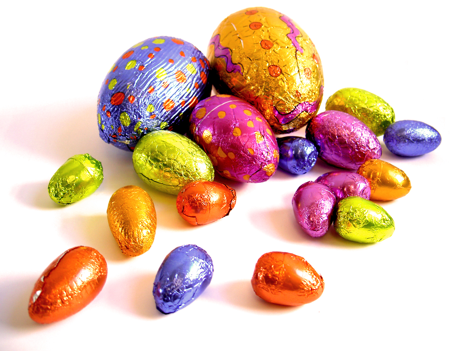 Easter chocolate available for export worldwide