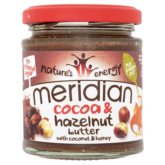 Product of the Month: Meridian Nut Butters