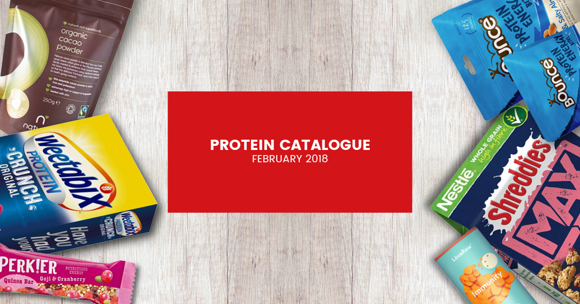 Fantastic Protein products available for export from Smylies