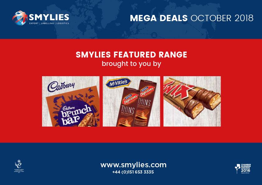 Mega Deals Oct 2018