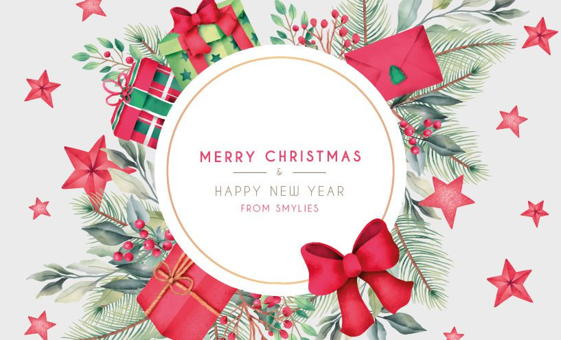 Merry Christmas from Smylies!