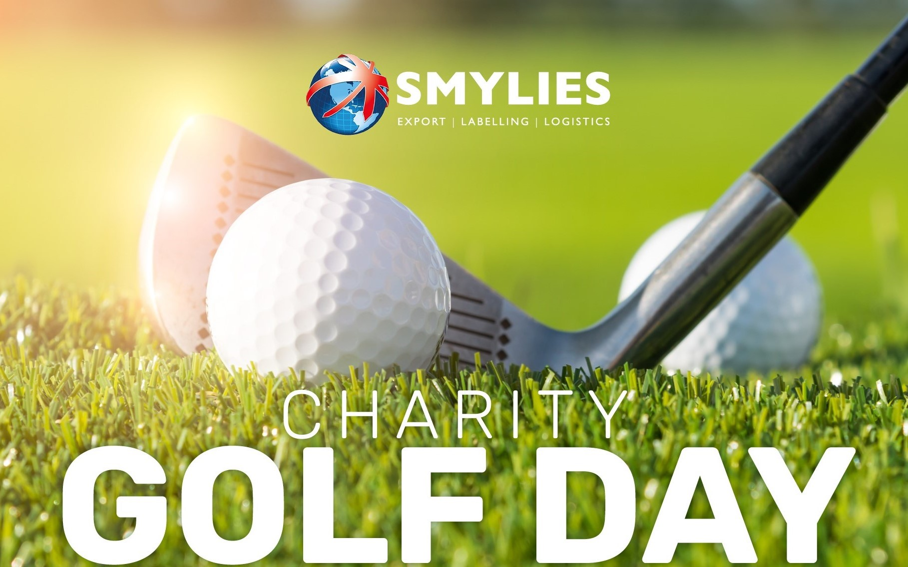 Join Smylies for a Charity Golf day!