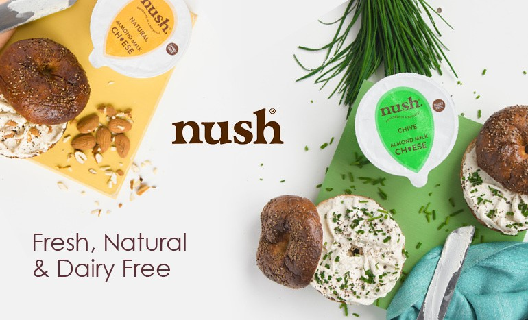 Doing dairy-free differently with Nush Foods!
