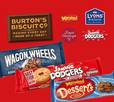 Sugar Loving Brits Drive Biscuit Sales